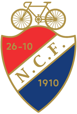 Norges cycleforbund logo