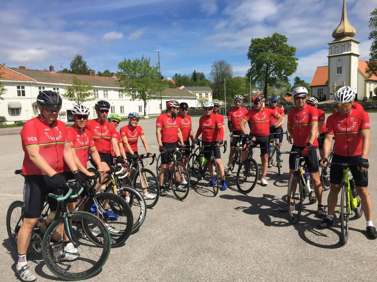 Ullensaker cykleklub