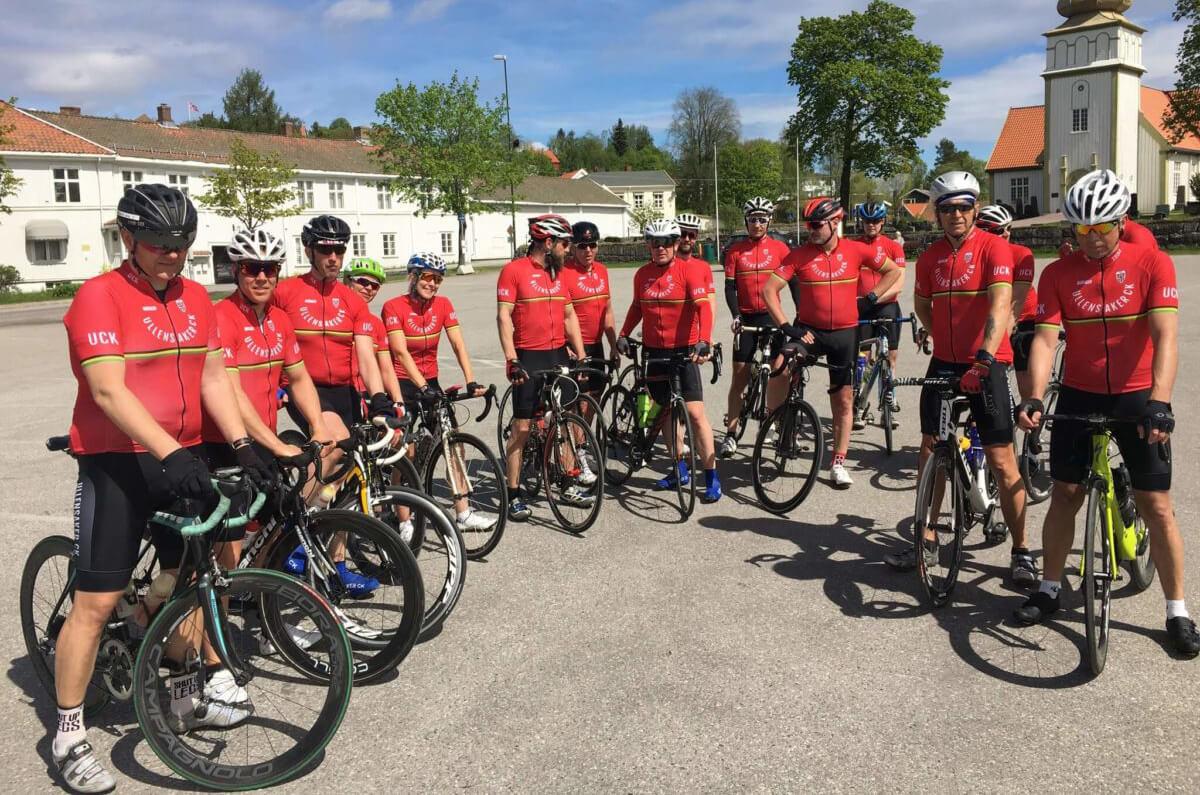 UCK sykkelister