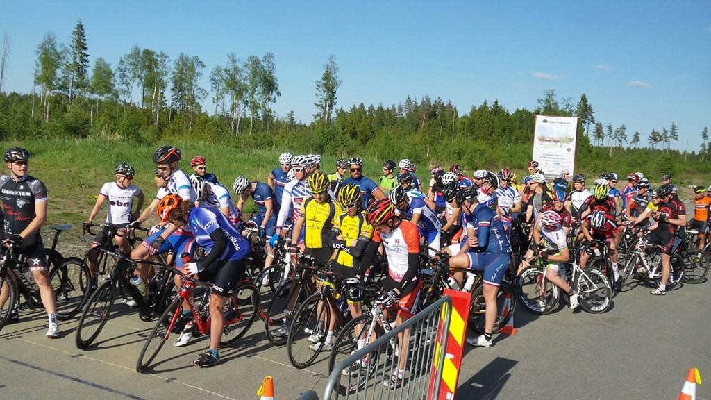 Ullensaker Cykleklub sykkelkarusell 2018